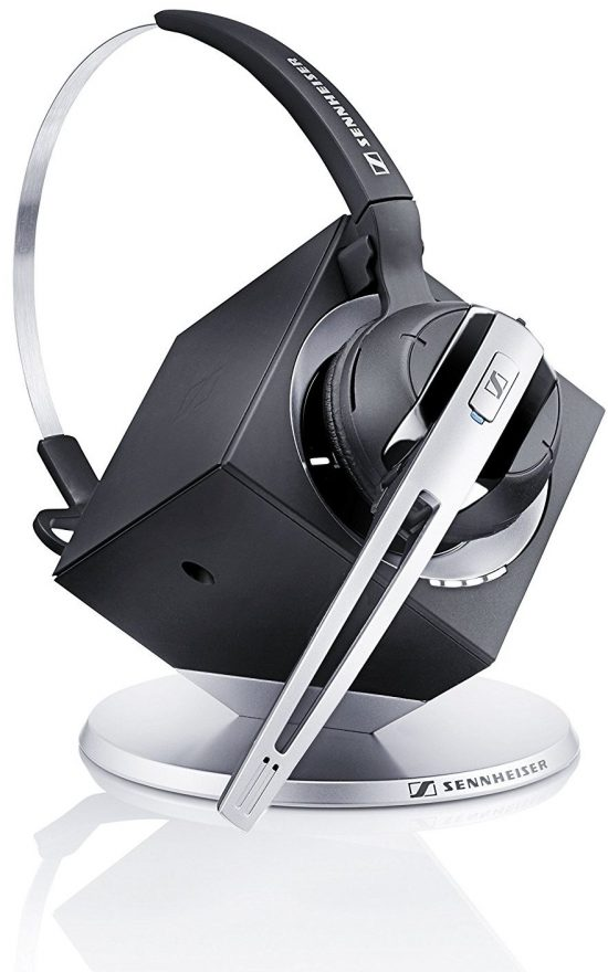 Skype for Business Certified Wireless Headset