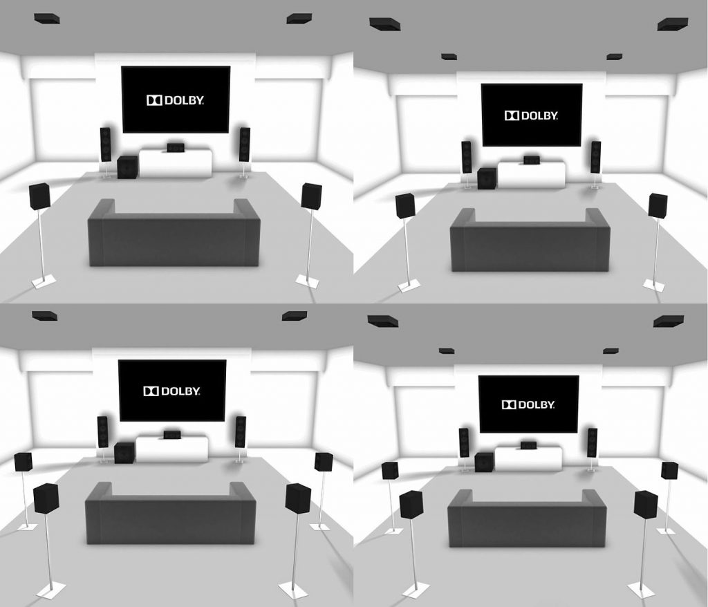 dolby atmos and dts x  what is the difference  speaker