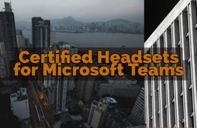 Headsets for Microsoft Teams