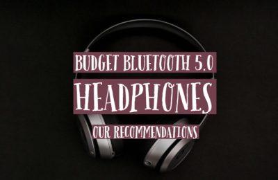 Budget Bluetooth 5.0 Headphones