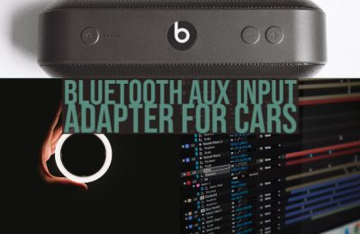 Bluetooth AUX Input Adapter for Cars