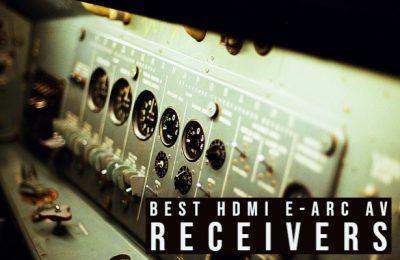 Best HDMI eARC AV Receivers
