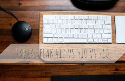 Jabra Speak 410 vs 510 vs 710