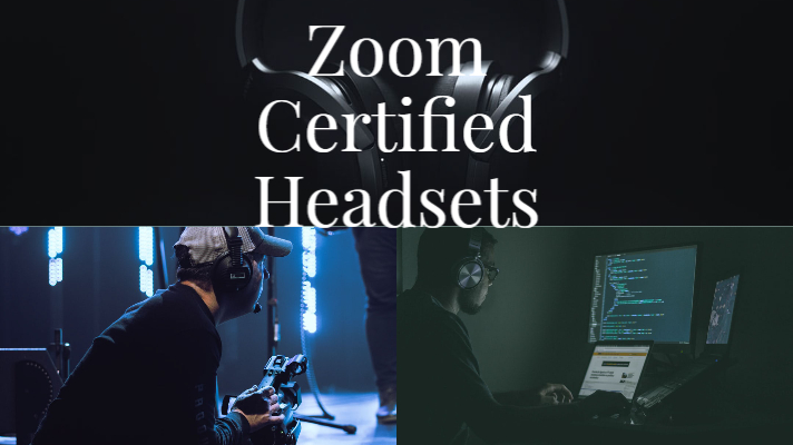 Zoom Certified Headsets