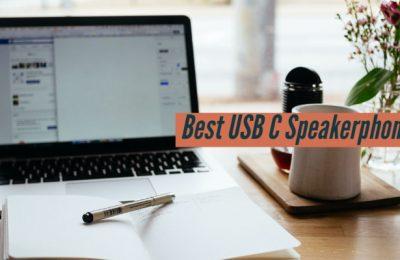 Best USB C Speakerphones