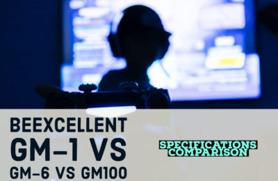 Beexcellent GM-1 vs GM-6 vs GM100