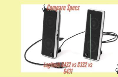 Logitech G432 vs G332 vs G431