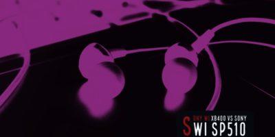 Sony WI XB400 vs Sony WI SP510